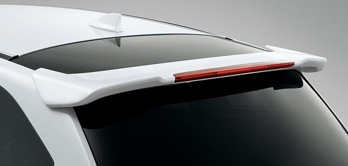 HONDA ホンダ JADE ジェイド ホンダ純正 テールゲートスポイラー RS用 2015.5~次モデル | テールゲート リア スポイラー ウイング リアウイング ウイングスポイラー 取り付け エアロパーツ 車 外装