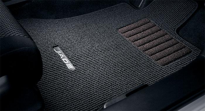 HONDA ホンダ JADE ジェイド ホンダ純正 フロアカーペットマット スタンダードタイプ 2015.10~次モデル