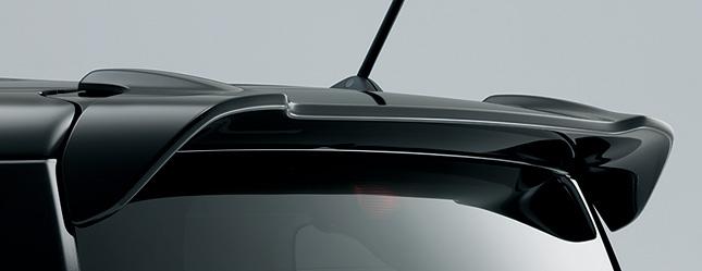 HONDA ホンダ 純正 NBOX N-BOX エヌボックス テールゲートスポイラー 2014.10~次モデル | テールゲート リア スポイラー ウイング リアウイング ウイングスポイラー 取り付け エアロパーツ 車 外装