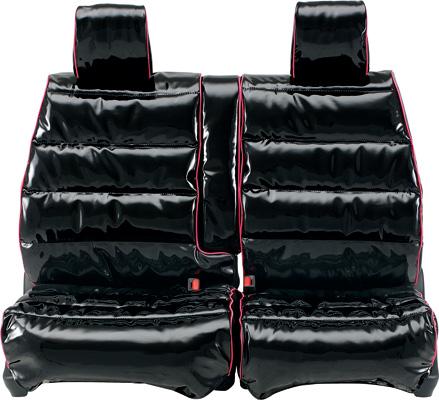 HONDA ホンダ 純正 NBOX+ N-BOX+ plus エヌボックスプラス シートカバー(フルタイプ エナメル合皮:フロント/リアセット) 2012.7~2012.11