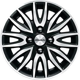 HONDA ホンダ 純正 NBOX+ N-BOX+ plus エヌボックスプラス 14インチ アルミホイール MG-009 ダイヤモンドカット 1本 2013.12~次モデル   アルミ ホイール 交換 車 かっこいい 人気 おすすめ くるま おしゃれ サイズ