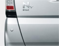 HONDA ホンダ 純正 NBOX+ N-BOX+ plus エヌボックスプラス コーナーセンサー 本体+取付アタッチメント 2013.12~次モデル
