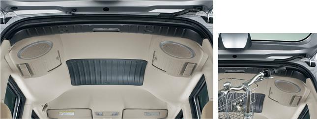 最高の品質 HONDA ホンダ 純正 NBOX N-BOX plus エヌボックスプラス インテリアガードパネル ルーフ中央部 ルーフ後部 2枚セット 2014.4〜次モデル, 最上郡 96915468
