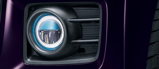 HONDA ホンダ 純正 NBOX+ N-BOX+ plus エヌボックスプラス LEDフォグライト N-BOX + Custom用 2015.2~次モデル