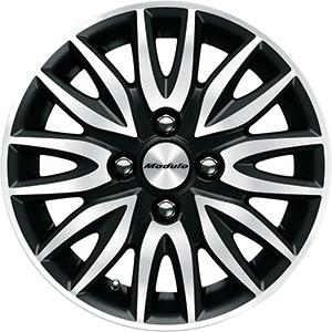 HONDA ホンダ 純正 N-BOX SLASH エヌボックススラッシュ 14インチ アルミホイール MG-009 ダイヤモンドカット 1本 2014.12~次モデル | アルミ ホイール 交換 車 かっこいい 人気 おすすめ くるま おしゃれ サイズ