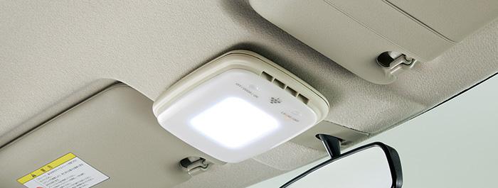 HONDA ホンダ NWGN N-WGN エヌワゴン ホンダ純正 プラズマクラスター搭載LEDルーフ照明 本体+サブハーネスアタッチメント 2013.11~次モデル