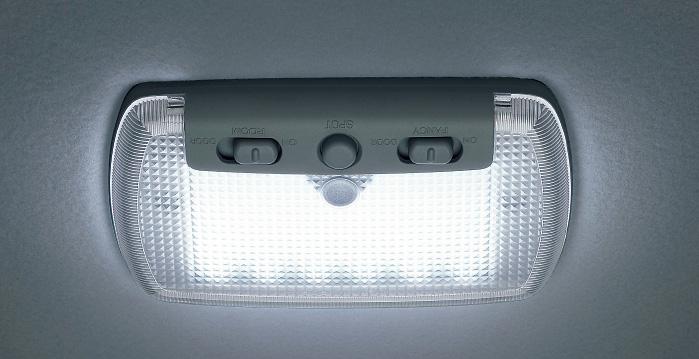 HONDA ホンダ NWGN N-WGN エヌワゴン ホンダ純正 LEDルーフ照明 本体+サブハーネスアタッチメント 2013.11~次モデル