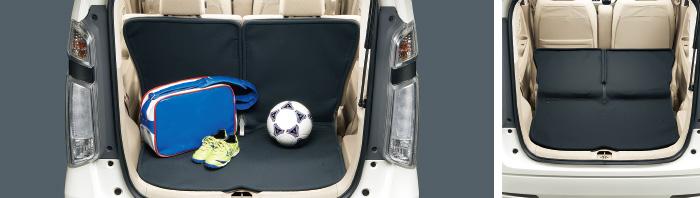 新着 HONDA ホンダ NWGN N-WGN エヌワゴン ホンダ純正 カーゴマット 防水タイプ(2列目シートアレンジ対応) 2014.5~次モデル, リッチキャンドル 2bbdfd12