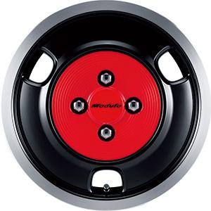 HONDA ホンダ NWGN N-WGN エヌワゴン ホンダ純正 14インチ アルミホイール MC-001 ブラック塗装 1本 2015.10~次モデル | アルミ ホイール 交換 車 かっこいい 人気 おすすめ くるま おしゃれ サイズ