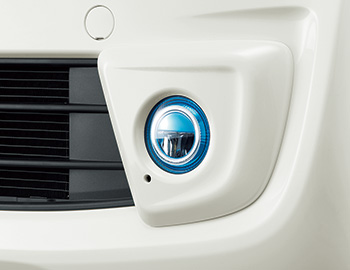 HONDA ホンダ NWGN N-WGN エヌワゴン ホンダ純正 LEDフォグライト N-WGN用(12W<片側>/左右セット/色温度5,000K) 2015.10~次モデル