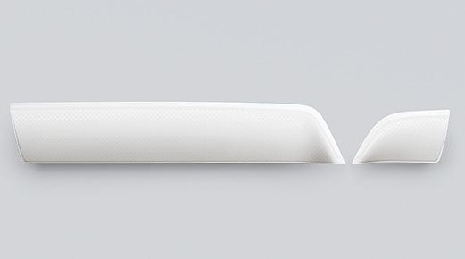 HONDA ホンダ NWGN N-WGN エヌワゴン ホンダ純正 インテリアパネル インストルメントパネル部(ホワイト) 2015.10~次モデル