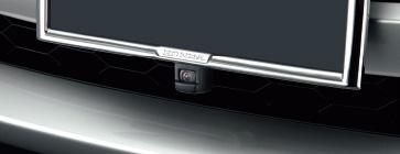 HONDA ホンダ ODYSSEY オデッセイ ホンダ純正 フロントカメラシステム (カラーCMOSカメラ/約120万画素) ギャザズナビゲーション用 2016.2~次モデル