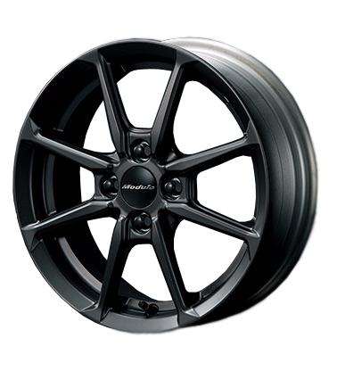 HONDA ホンダ S660 ホンダ純正 アルミホイール MR-R01 <ステルスブラック>リア用 1本 2015.3~次モデル | アルミ ホイール 交換 車 かっこいい 人気 おすすめ くるま おしゃれ サイズ