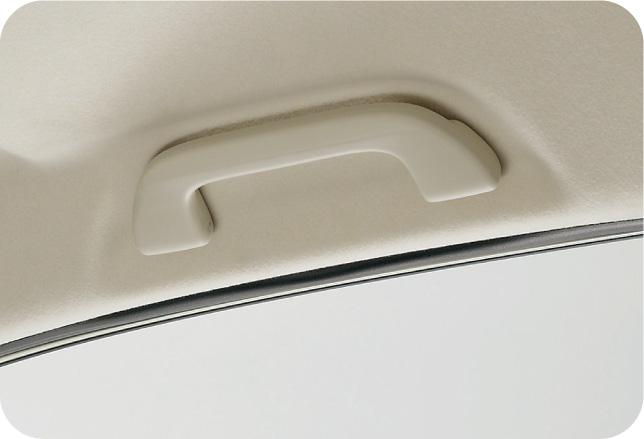 大空間 使える HONDA ステップワゴン の純正アイテム勢揃い ホンダ ホンダ純正 2012.04~次モデル グラブレール セール特価 セール開催中最短即日発送 1個 STEPWGN 3列目用