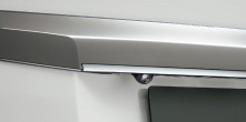 HONDA ホンダ STEPWGN ステップワゴン ホンダ純正 リアワイドカメラシステム(カラーCMOSカメラ〈約120万画素〉/3ビュー切り替え、ガイド線表示あり) 【 2014.4~次モデル】