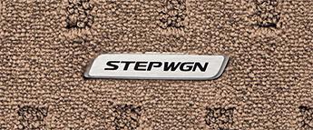 HONDA ホンダ STEPWGN ステップワゴン ホンダ純正フロアカーペットマット フロントセット 消臭抗菌加工/ヒールパッド付/1列目用 2015.4~仕様変更 | 08P15-TAA-010C 08P15-TAA-020C RP1 RP2 RP3 RP4 ステップワゴンスパーダ SPADA スパーダ フロアマット 床 車 マット