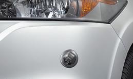 HONDA ホンダ STREAM ストリーム ホンダ純正 コーナーカメラシステム/メーカーオプションナビ用 本体+取付アタッチメント+カメラコントロールユニット【 2012.04~次モデル】