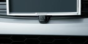 VEZELのアクセサリー各種登場♪  HONDA ホンダ VEZEL ヴェゼル ホンダ純正 フロントカメラシステム カラーCMOSカメラ(約120万画素)【 2014.10~次モデル】