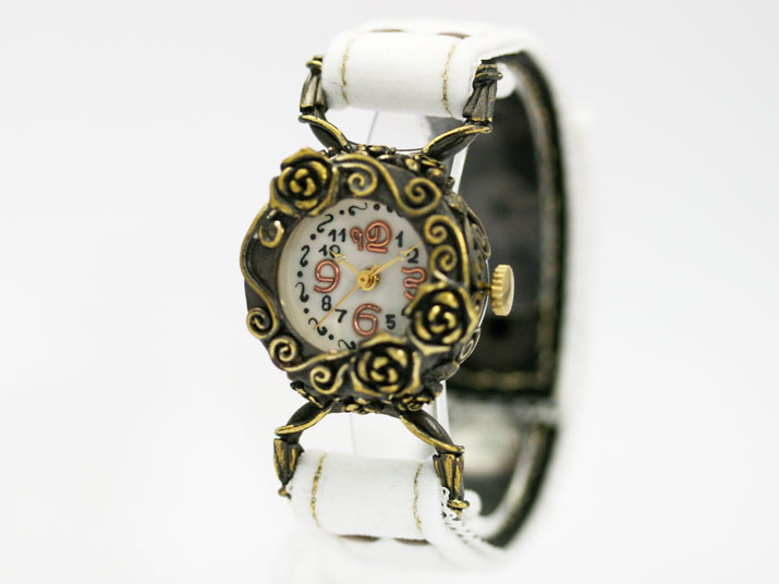 非売品 Kaori Gothic Rose w 手作り腕時計, マハタギヤ d244c14e
