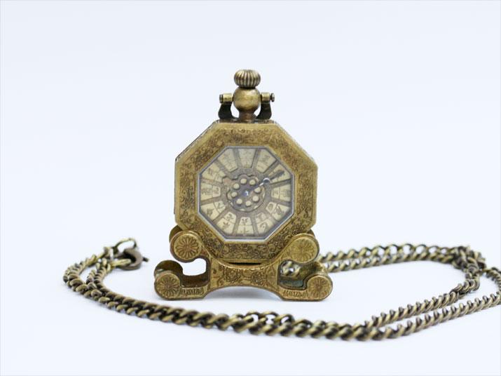 送料無料 Ks 鳳凰(ほうおう)手作り腕時計