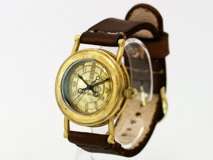 Ks 防水モデル ESTONY手作り腕時計