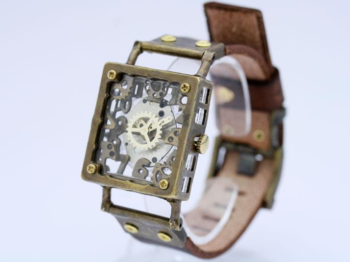 送料無料 Ks Aqua-Mystery A-011手作り腕時計