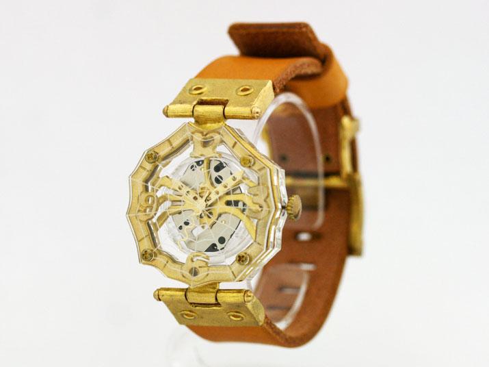 Ks Aqua-Mystery A-007手作り腕時計