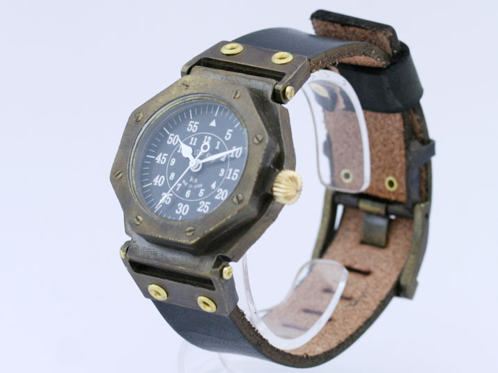 Ks UNITED ARMY OCT手作り腕時計