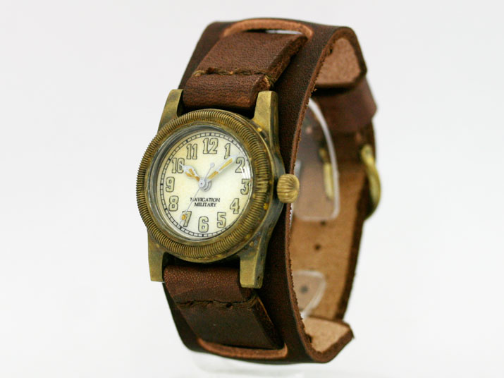 Ks SCREW BOY'S(バックストラップ付)手作り腕時計