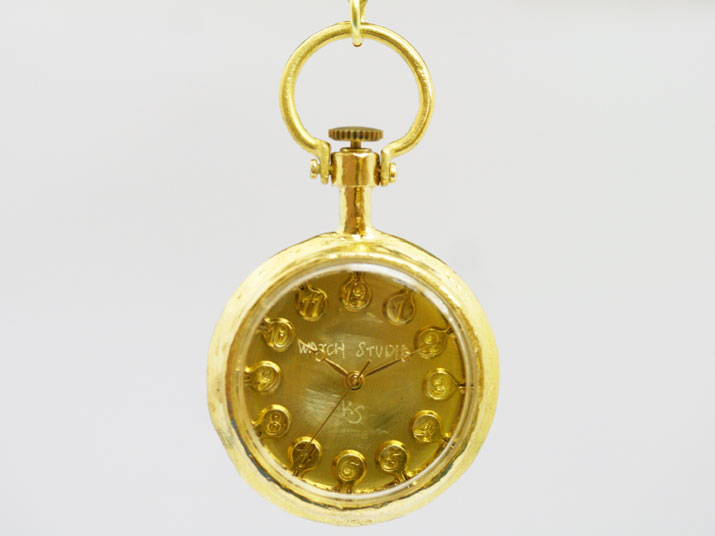 Ks Retro Pocket手作り腕時計