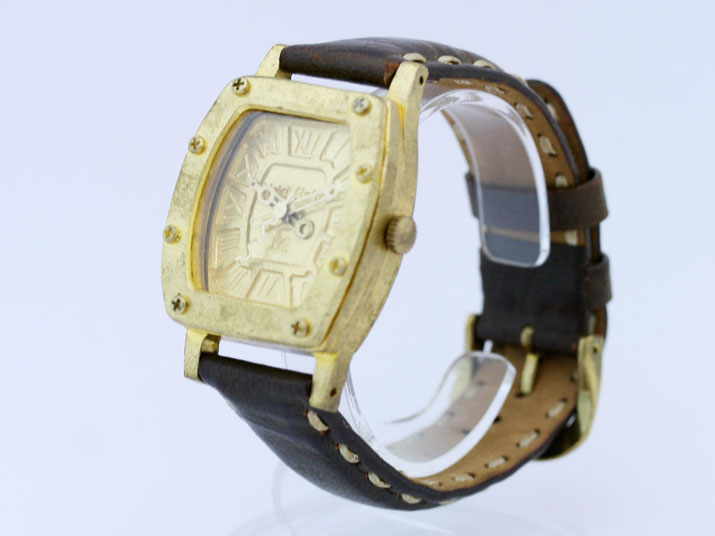 送料無料 Ks Antoraoge II手作り腕時計