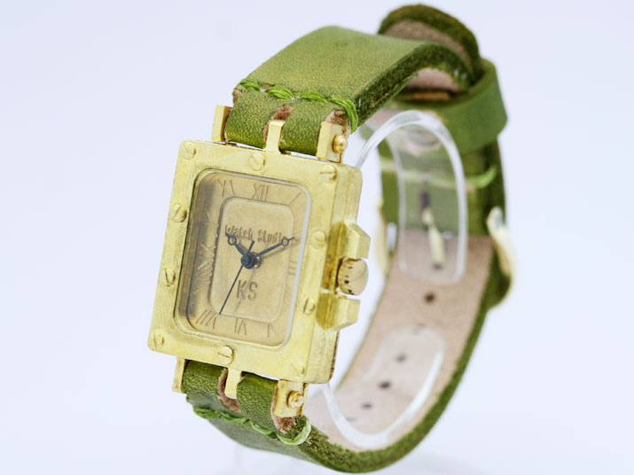 送料無料 Ks RECZA手作り腕時計