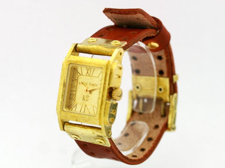 送料無料 Ks REMY手作り腕時計