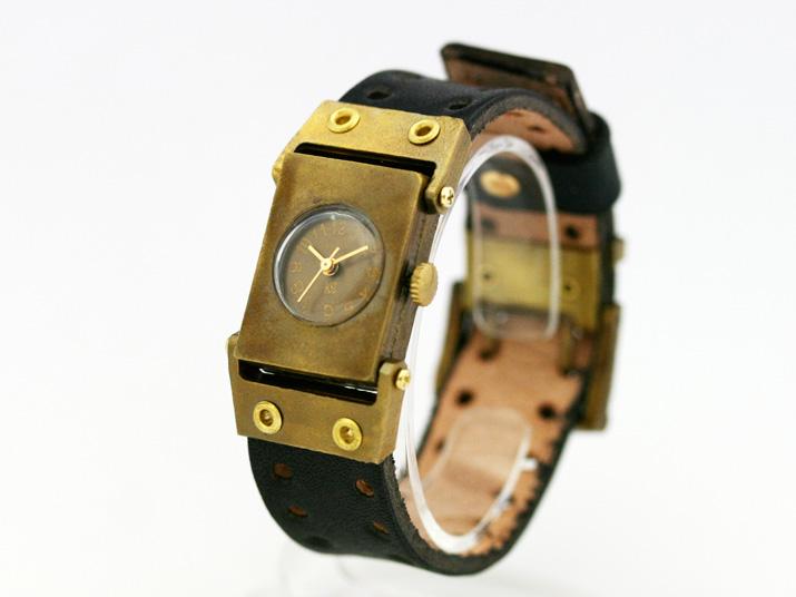送料無料 Ks EMA手作り腕時計