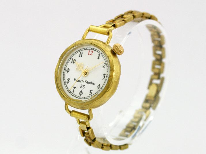 送料無料 Ks LEGS手作り腕時計