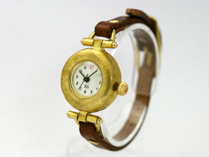 送料無料 Ks DALL Leather手作り腕時計
