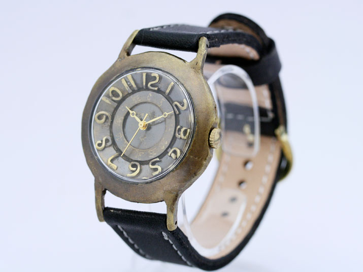 送料無料 Ks ULTRA SLIM EJ手作り腕時計
