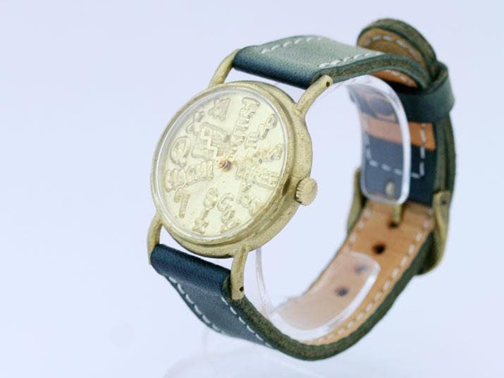 送料無料 Ks FANTASIA手作り腕時計
