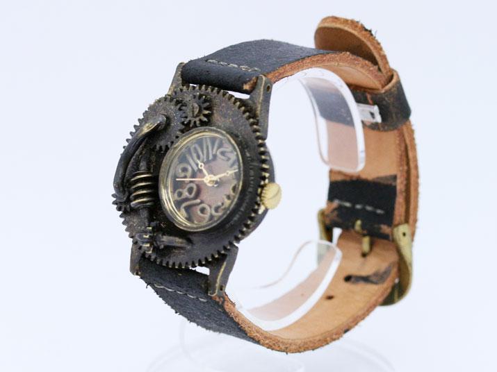 Ks DEAD LAND III手作り腕時計