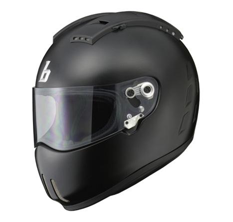 LEAD リード工業 BREEZ DRAGGERII フルフェイスヘルメット ハーフマットブラック M サイズ
