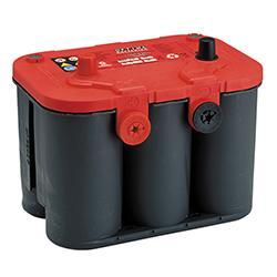大自工業 メルテック オプティマバッテリー レッドトップ RT1050U | バッテリー上がり バッテリー交換 バッテリー 寿命 バッテリー 交換 車 交換時期 オプティマ バッテリー レッドトップ OPTIMA 高出力 パワフル エンジン 緊急 応急 非常 カー用品 カーバッテリー
