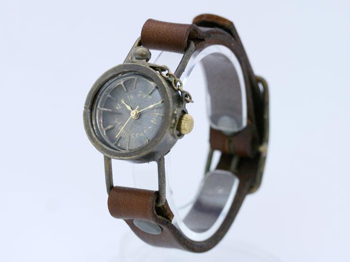 送料無料 misa PUT (一重)手作り時計