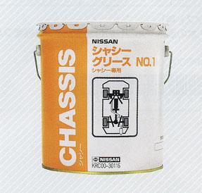 NISSAN 日産 PITWORK ピットワーク グリース ( オイル ) シャーシーグリース No.0 ( 16kg 淡褐色 )【 KRC00-30016 】