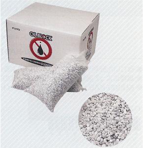 NISSAN 日産 PITWORK ピットワーク 環境対応品 オイル吸着剤 オイルブロック 軽石タイプ ( 5L ) 10袋 【 KA790-05090 】