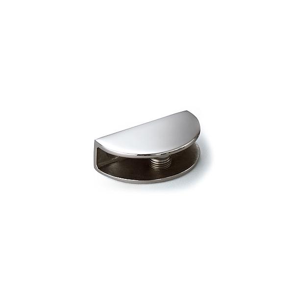 SUGATSUNE スガツネ工業 プレートサポート ガラス用 棚受 2884型 用 強化ガラス棚板セット 2884型+GSH150型 120-036-510 2884VA1-450-SET | シンプル おしゃれ ステンレス 鋼 SUS304 鏡面研磨