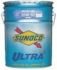 SUNOCO スノコ エンジンオイル ULTRA ウルトラ 5W-30 SN CF4 20L缶 | 5W30 20L 20リットル ペール缶 オイル 車 人気 交換 オイル缶 油 エンジン油 ポイント消化