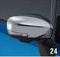 SUZUKI スズキ 純正 WAGONR ワゴンR ドアミラーカバー ( LEDサイドターンランプ付ドアミラー用 ) (2017.2~仕様変更) 99122-63R00