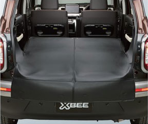 SUZUKI スズキ 純正 XBEE クロスビー ラゲッジマット フルカバータイプ 2017.12~仕様変更 99150-76R20 | 車種別 ラゲッジ マット 荷室 カーマット 車 ポイント消化