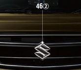 SUZUKI スズキ 純正 WAGONR ワゴンR エンブレムイルミネーション 120mm (2017.2~仕様変更) 99213-63RB0 | エンブレム イルミネーション イルミ ロゴ 車 部品 パーツ ポイント消化