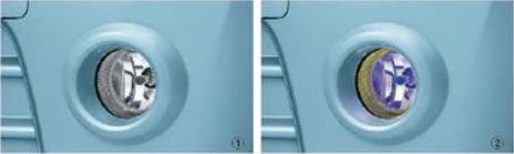 SUZUKI スズキ ALTO アルト スズキ純正 フォグランプ(IPF)12V35W/H8(左右セット) 【対応年式2015.7~次モデル】